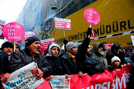 Yurt genelinden darbe karşıtı gösteriler galerisi resim 4