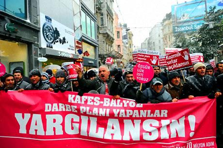 Yurt genelinden darbe karşıtı gösteriler galerisi resim 5