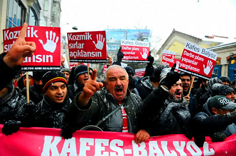 Yurt genelinden darbe karşıtı gösteriler galerisi resim 6