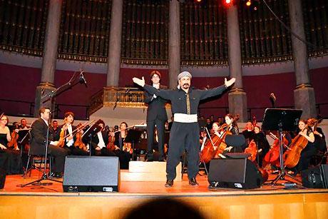 Şivan Perwer'den tarihi konser! galerisi resim 9