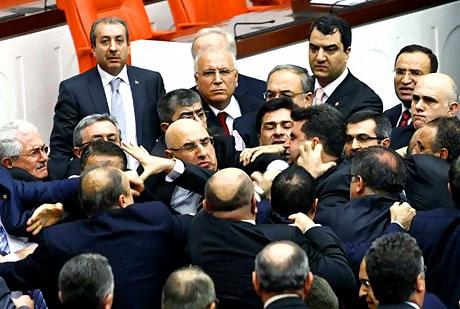 Peygambere hakaret meclisi karıştırdı galerisi resim 20