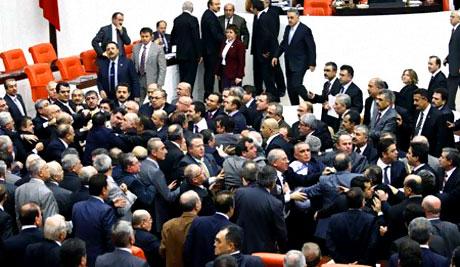 Peygambere hakaret meclisi karıştırdı galerisi resim 28