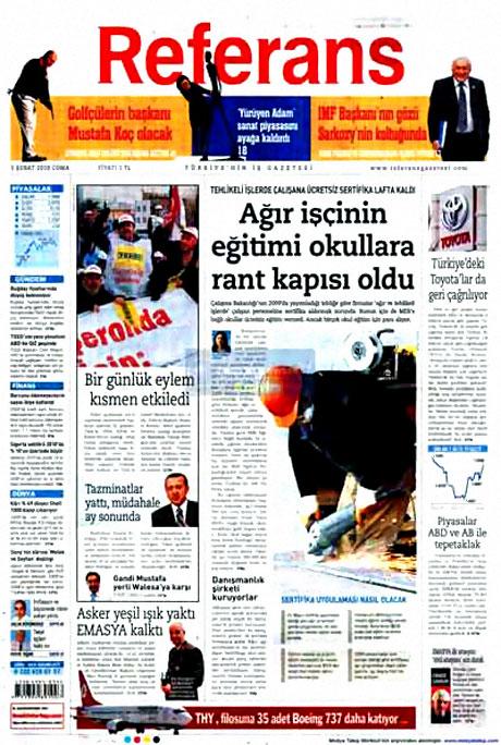 Cübbeliyi manşete hangi gazete çekti? galerisi resim 14