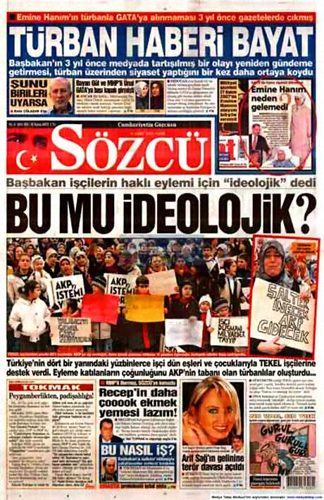 Cübbeliyi manşete hangi gazete çekti? galerisi resim 15