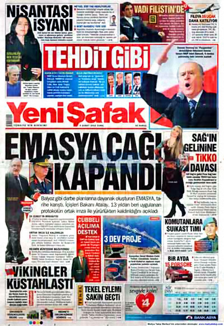 Cübbeliyi manşete hangi gazete çekti? galerisi resim 22