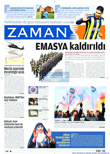 Cübbeliyi manşete hangi gazete çekti? galerisi resim 23