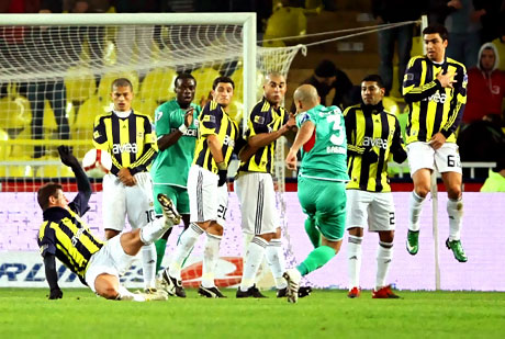 Fenerbahçe Diyar'ı yenemedi galerisi resim 1