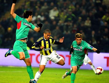 Fenerbahçe Diyar'ı yenemedi galerisi resim 10