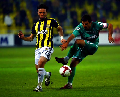Fenerbahçe Diyar'ı yenemedi galerisi resim 11