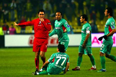 Fenerbahçe Diyar'ı yenemedi galerisi resim 12