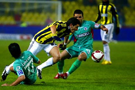 Fenerbahçe Diyar'ı yenemedi galerisi resim 15