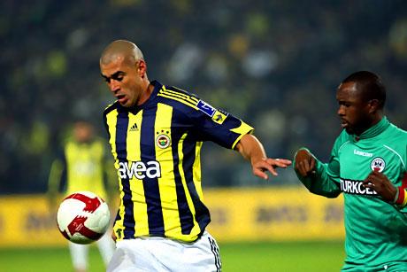 Fenerbahçe Diyar'ı yenemedi galerisi resim 16