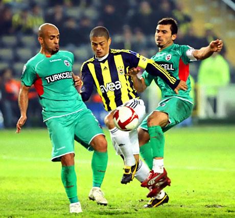 Fenerbahçe Diyar'ı yenemedi galerisi resim 18