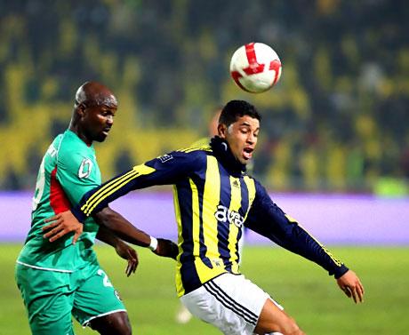 Fenerbahçe Diyar'ı yenemedi galerisi resim 22