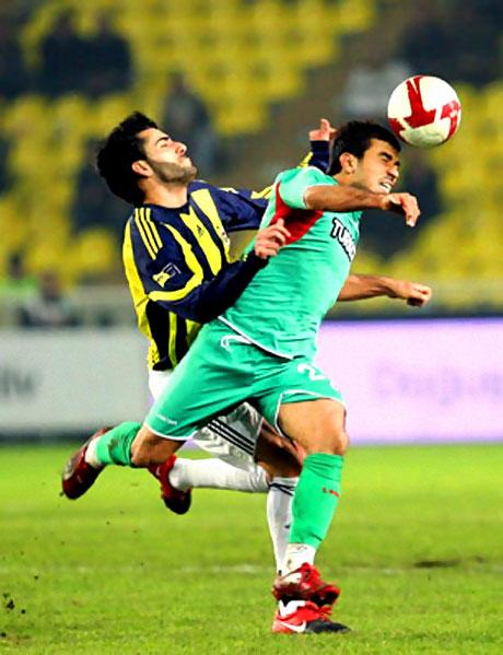 Fenerbahçe Diyar'ı yenemedi galerisi resim 5