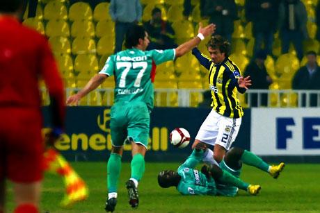Fenerbahçe Diyar'ı yenemedi galerisi resim 6