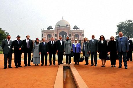 Hindistan'dan renkli görüntüler! galerisi resim 1