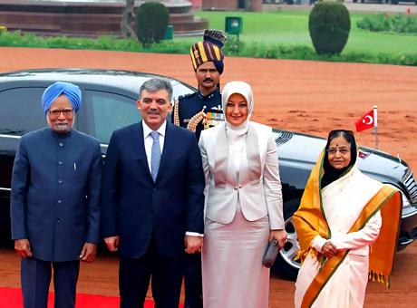 Hindistan'dan renkli görüntüler! galerisi resim 10
