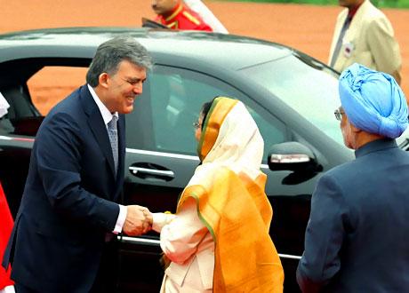 Hindistan'dan renkli görüntüler! galerisi resim 16