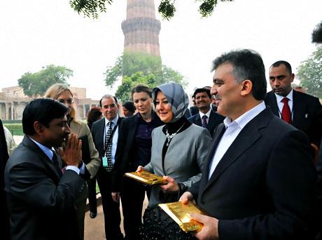 Hindistan'dan renkli görüntüler! galerisi resim 3