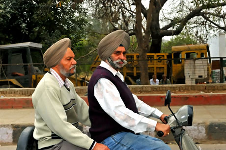 Hindistan'dan renkli görüntüler! galerisi resim 4