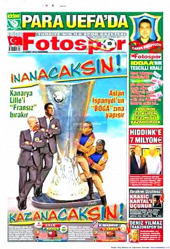 Yargı darbesi gazete manşetlerinde! galerisi resim 23