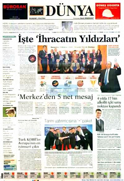 Yargı darbesi gazete manşetlerinde! galerisi resim 5