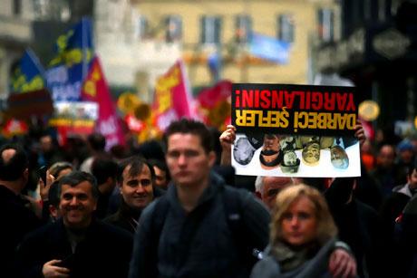 Meydanlarda 28 Şubat protestosu galerisi resim 5
