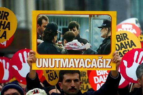 Meydanlarda 28 Şubat protestosu galerisi resim 7