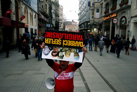 Meydanlarda 28 Şubat protestosu galerisi resim 8