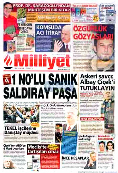 Taraf'tan askere imalı manşet! galerisi resim 11