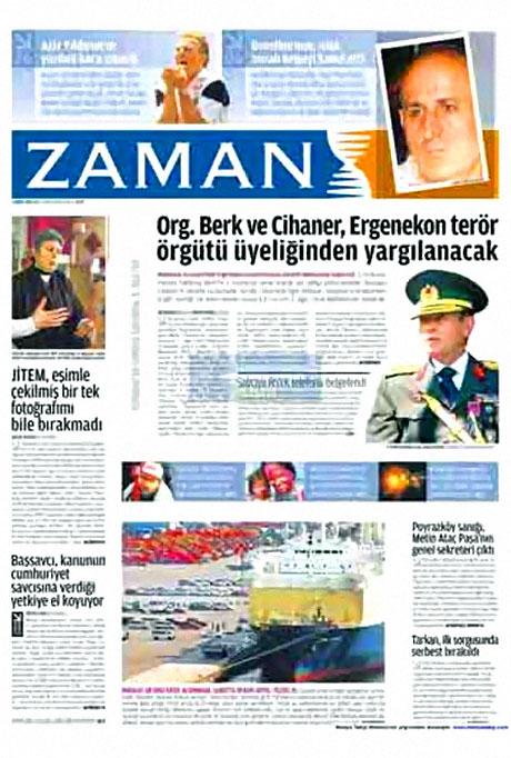 Taraf'tan askere imalı manşet! galerisi resim 18