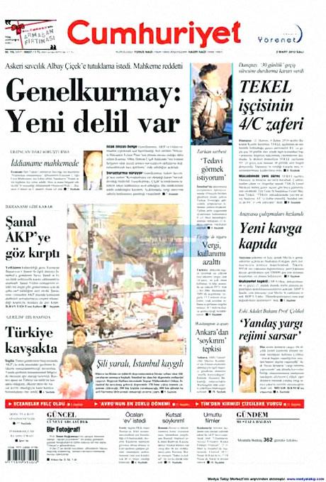 Taraf'tan askere imalı manşet! galerisi resim 4