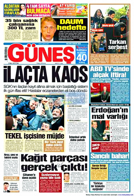 Taraf'tan askere imalı manşet! galerisi resim 7