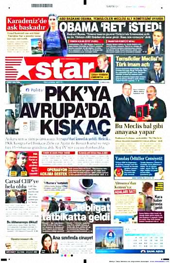 Kürtçe başlık atan milliyetçi gazete! galerisi resim 10