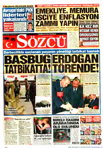 Kürtçe başlık atan milliyetçi gazete! galerisi resim 11