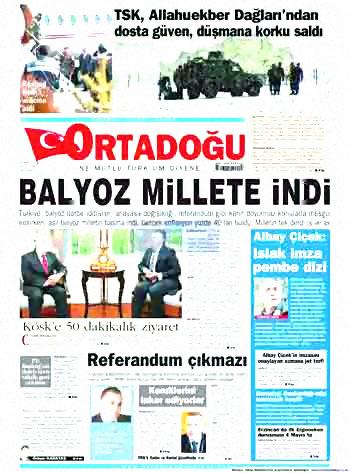 Kürtçe başlık atan milliyetçi gazete! galerisi resim 12