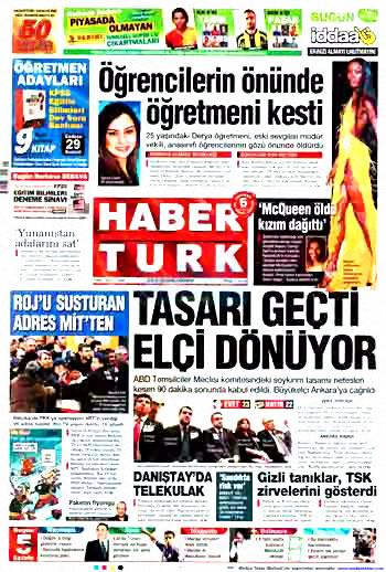 Kürtçe başlık atan milliyetçi gazete! galerisi resim 13