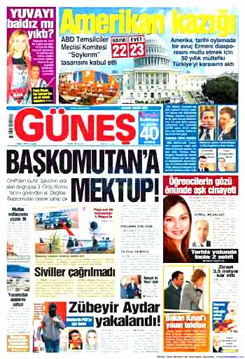 Kürtçe başlık atan milliyetçi gazete! galerisi resim 14