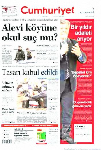 Kürtçe başlık atan milliyetçi gazete! galerisi resim 15