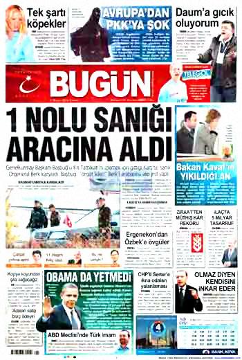 Kürtçe başlık atan milliyetçi gazete! galerisi resim 16