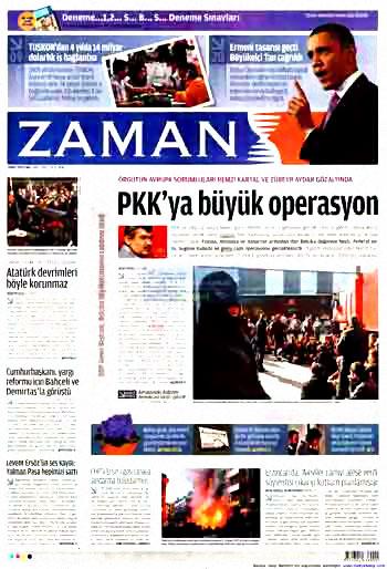 Kürtçe başlık atan milliyetçi gazete! galerisi resim 4