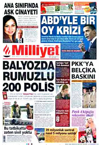 Kürtçe başlık atan milliyetçi gazete! galerisi resim 5
