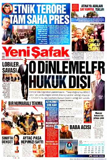Kürtçe başlık atan milliyetçi gazete! galerisi resim 6