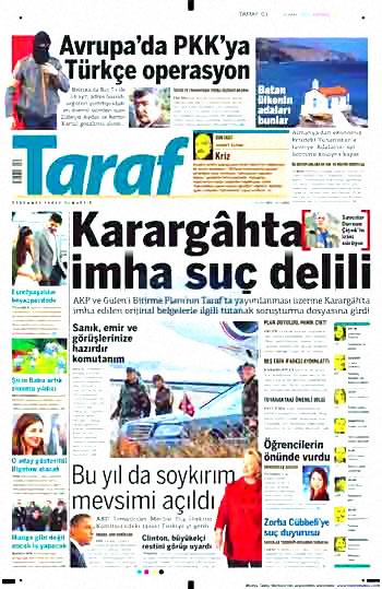 Kürtçe başlık atan milliyetçi gazete! galerisi resim 7