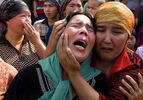 Doğu Türkistan'dan katliam kareleri galerisi resim 12