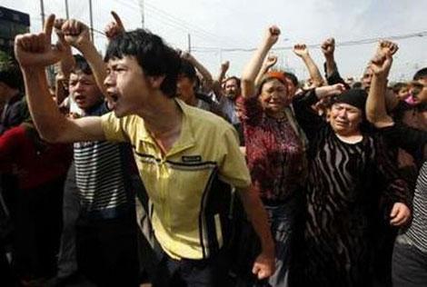 Doğu Türkistan'dan katliam kareleri galerisi resim 6
