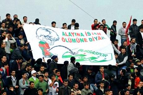 Diyarbakır Bursa maçında olaylar çıktı! galerisi resim 2
