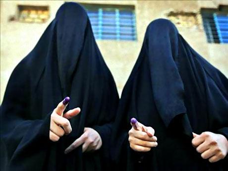 Irak'ta tarihi seçimler yapıldı! galerisi resim 1