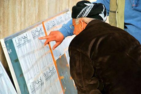 Irak'ta tarihi seçimler yapıldı! galerisi resim 14